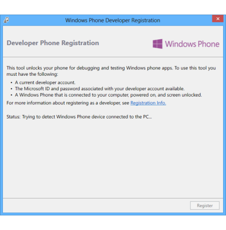 Errore 1 – Impossibile connettersi al dispositivo poiché è bloccato dallo sviluppatore