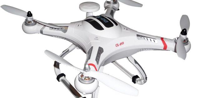Come Ridurre l'effetto Jello nei video del Drone