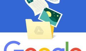 Backup & Sync di Google