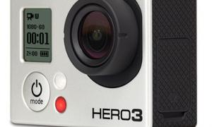 GoPro Hero 3+ Webserver Cherokee